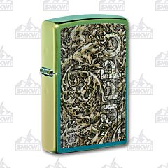 Zippo Green Earth Lighter