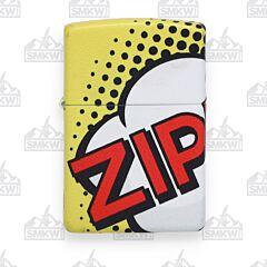 Zippo 540 Design Pop Art Lighter