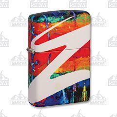 Zippo 540 Matte Drippy Z Lighter