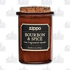 Zippo Bourbon & Spice Spirit Candle