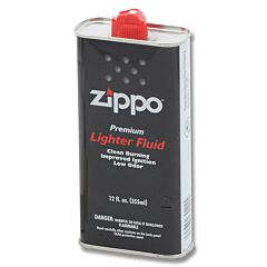 Zippo Lighter Fluid 12 Ounce Container