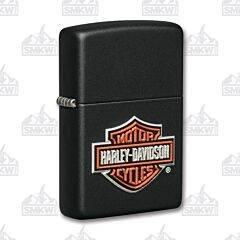 Zippo Harley Davidson Classic Logo Lighter