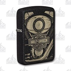 Zippo 1941 Replica Harley-Davidson Engine Lighter