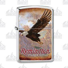 Zippo Remington Bald Eagle Lighter