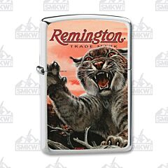 Zippo Remington Bobcat Lighter