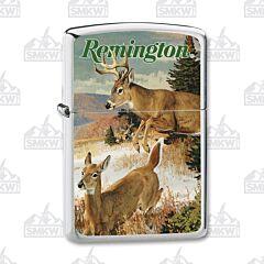 Zippo Remington Flying Targets Lighter