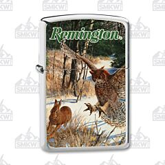 Zippo Remington Owl Hunt Lighter