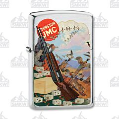 Zippo Remington Hunt Montage Collage Lighter