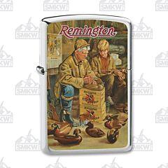 Zippo Remington Old Man Decoys Lighter