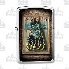 Zippo Remington True Blue Lighter