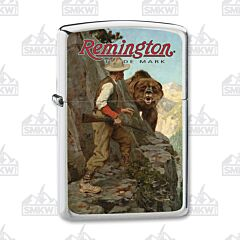 Zippo Remington Bear Lighter