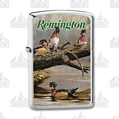 Zippo Wood Ducks Lighter