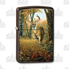 Zippo While You Were Out II Lighter
