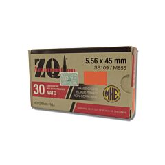 ZQI 5.56x45mm 62 Grain Full Metal Jacket 1200 Rounds