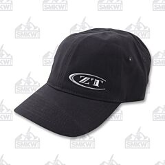 Zero Tolerance Cap 2 Liquid Metal Logo