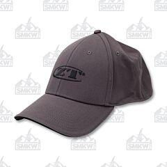 Zero Tolerance Cap 3 Charcoal LG/XL