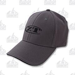 Zero Tolerance Cap 3 Medium/Large Charcoal