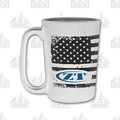 Zero Tolerance Ceramic Flag Mug