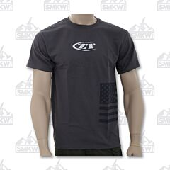 Zero Tolerance Shirt 2 Charcoal Small