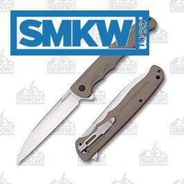 Rough Ryder Knives Wharncliffe Black Titanium KB148R