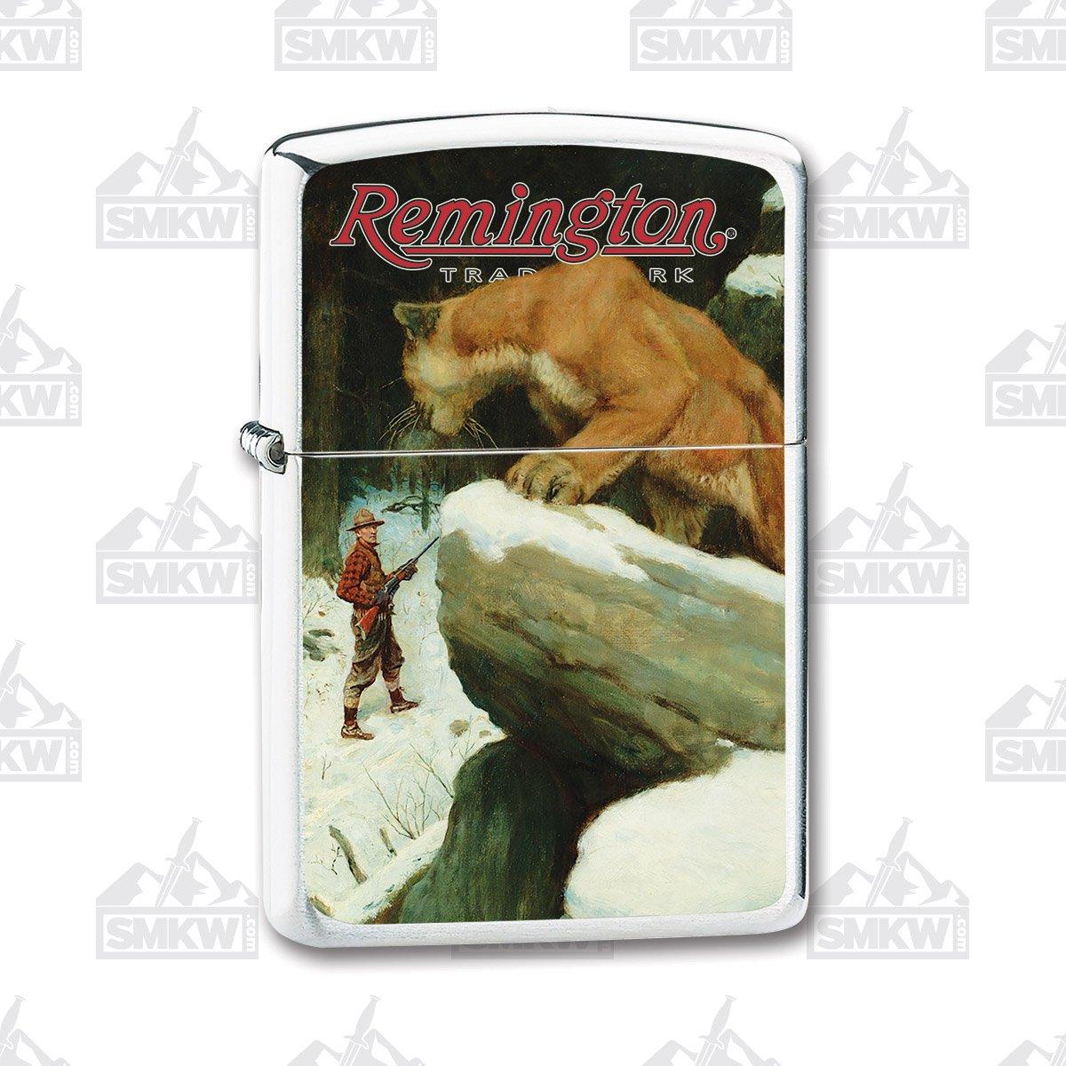 Remington Fair Game Zippo Lighter