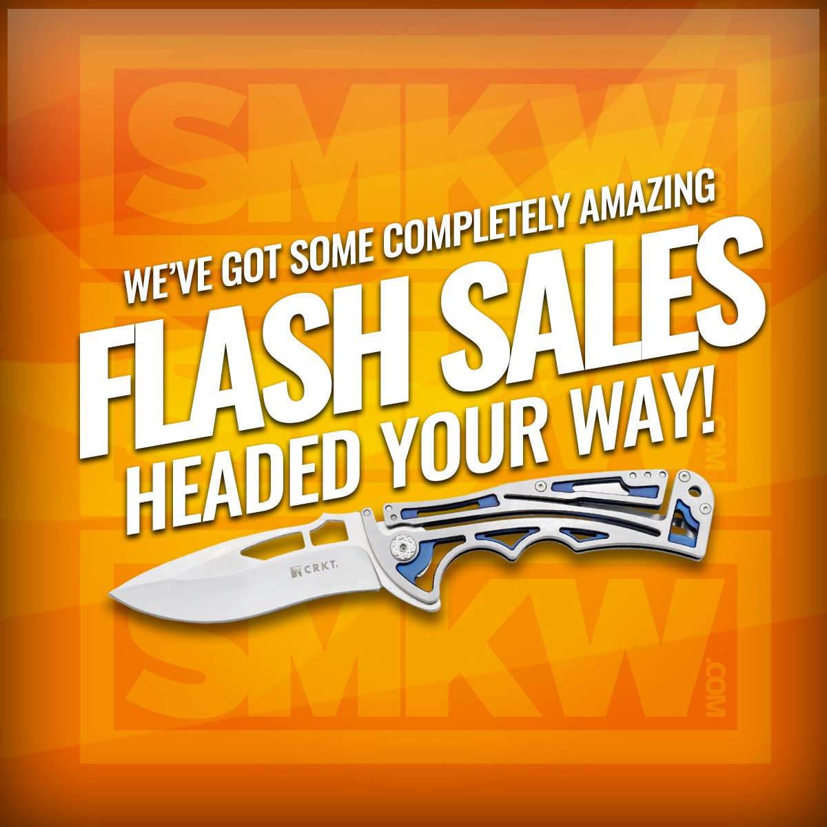Flash Sales at SMKW.com