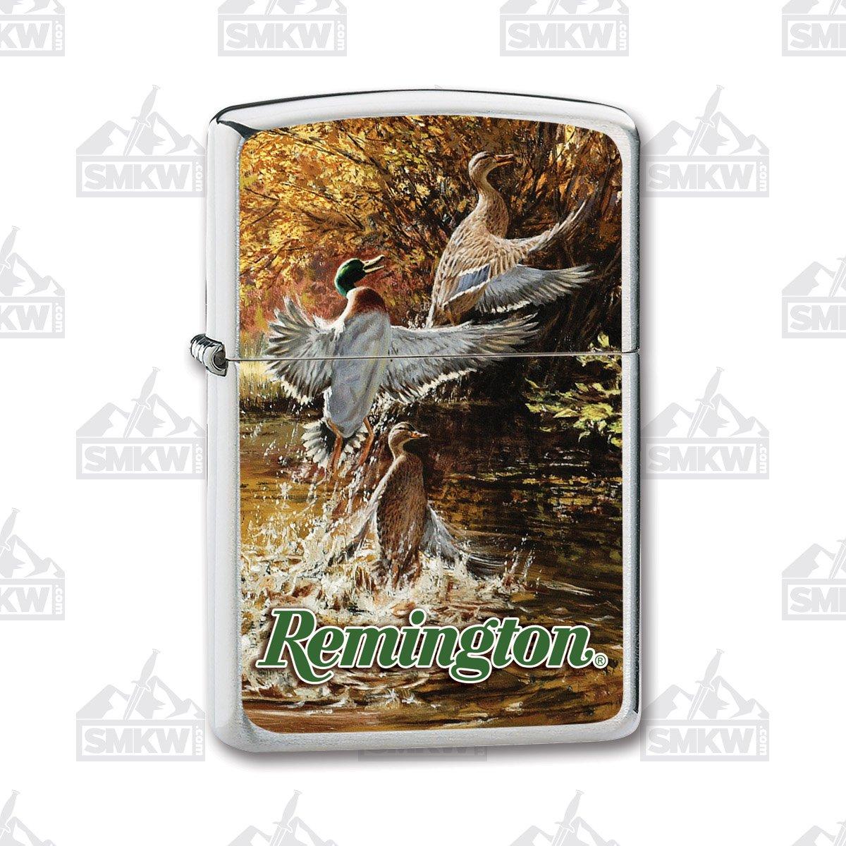 Remington Mallard Ducks Zippo Lighter