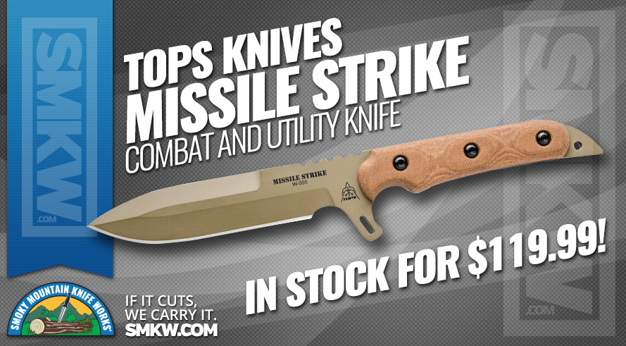 Tops Missile Strike Now In Stock