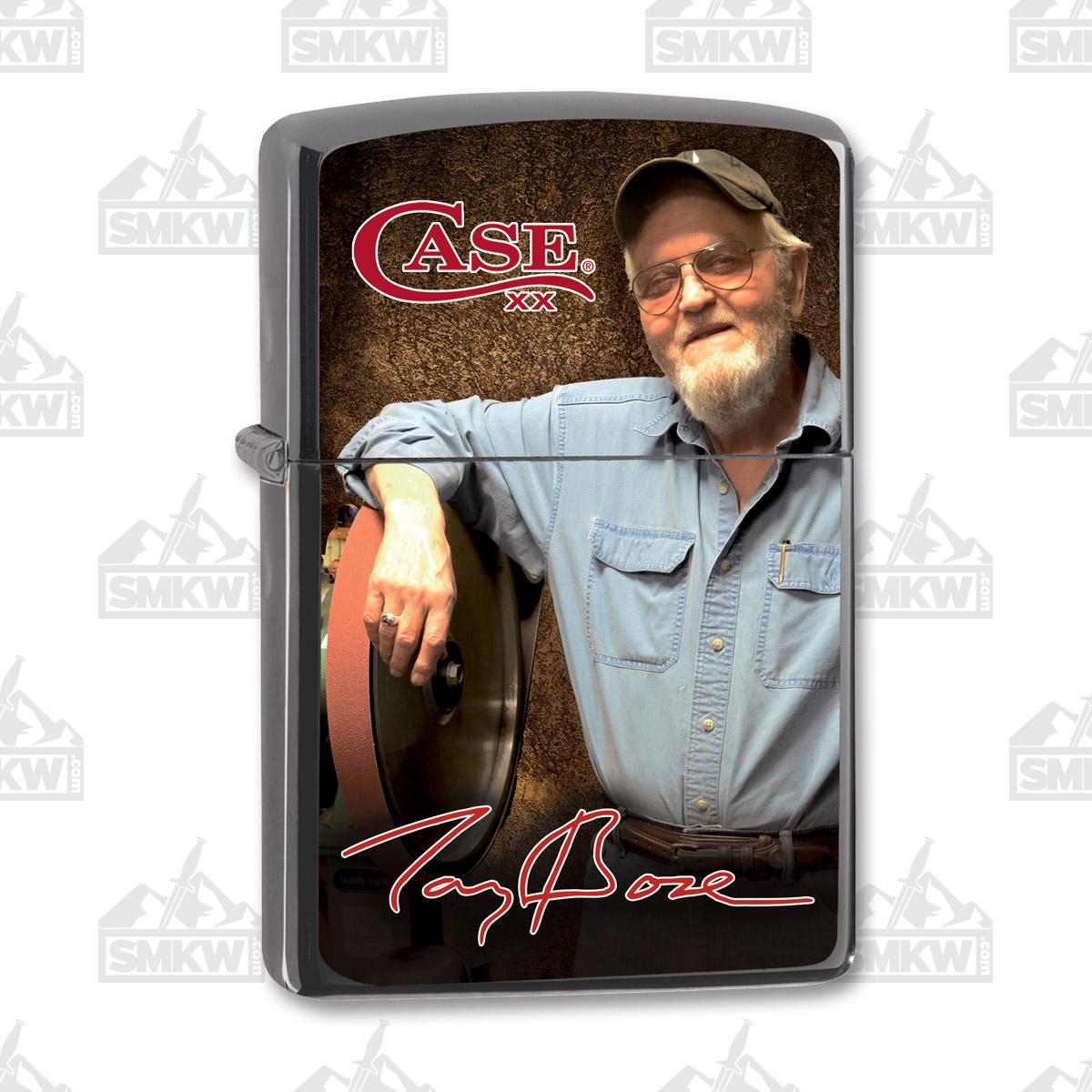 Case and Tony Bose Zippo Lighter